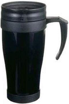 Termohrnek na kávu černý