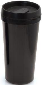 Kamal pohárek plastový černý