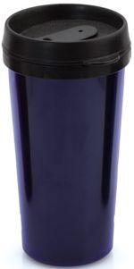 Kamal pohárek plastový modrý