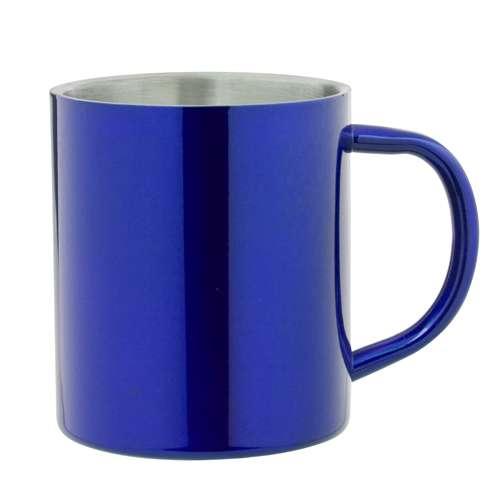Yozax hrnek modrý