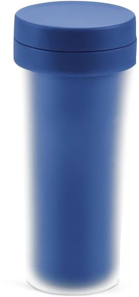 Cestovní hrníček modrý