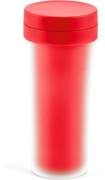 Cestovní hrníček červený