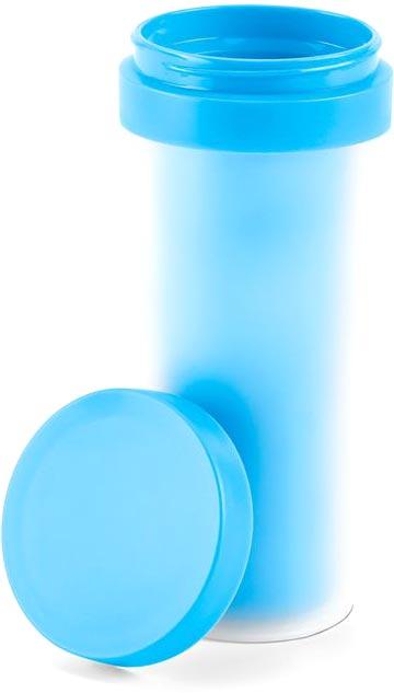 Cestovní hrníček světle modrý