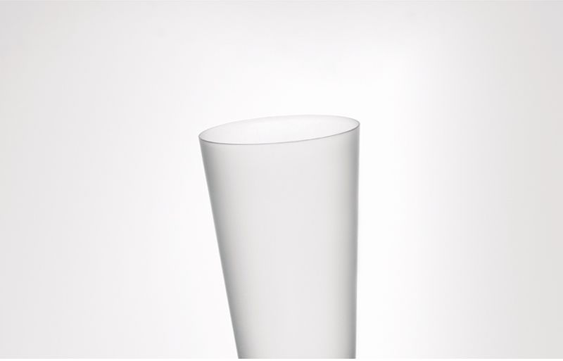Festa cup Frosted PP cup 550 ml