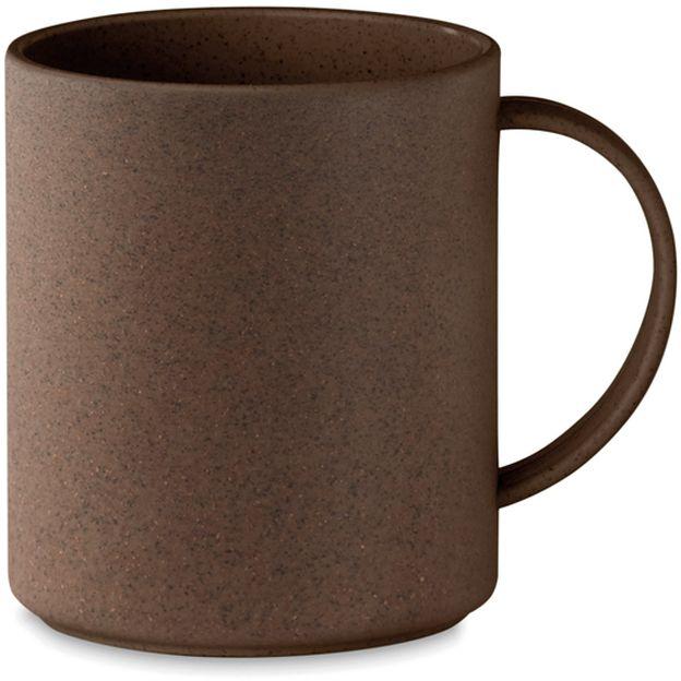 Brazil mug Hrnek z kávového zrna a PP