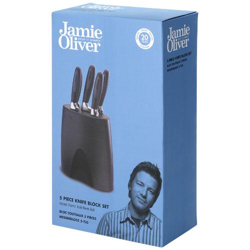 Jamie Oliver blok nožů 5ks