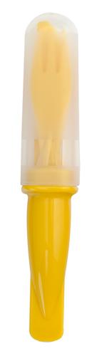 Kulu žlutá sada příborů