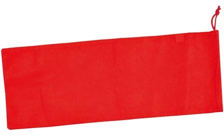Harin červený sáček na chleba