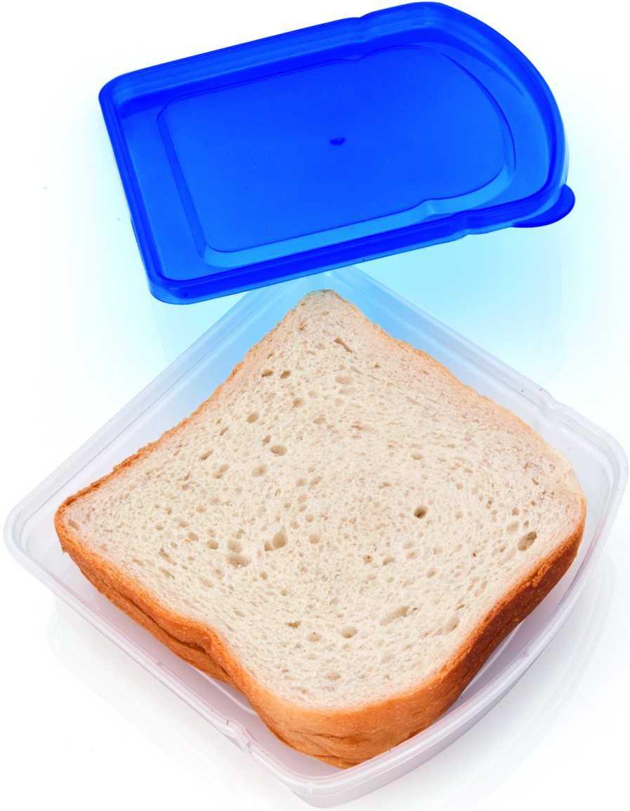 Sonet modrý box na jídlo