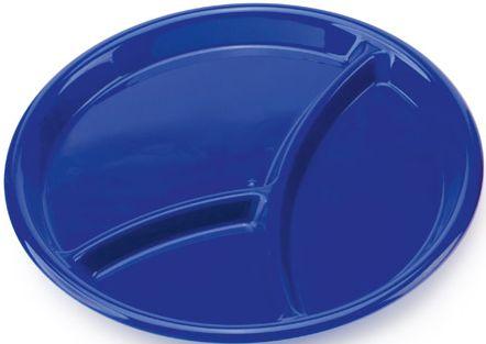 Zeka modrý servírovací tácek