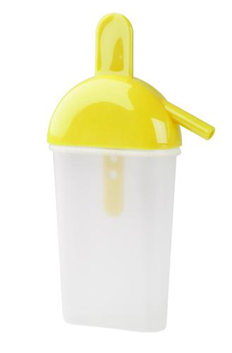 Balop žlutá forma na zmrzlinu