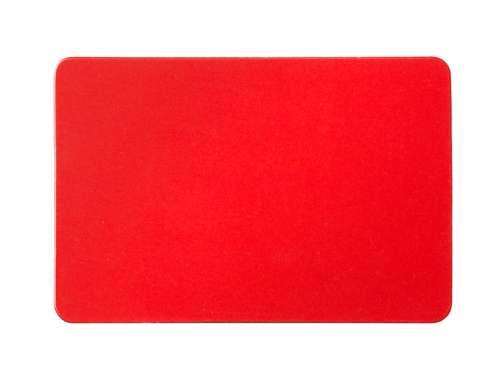 Kisto červená magnetka na ledničku