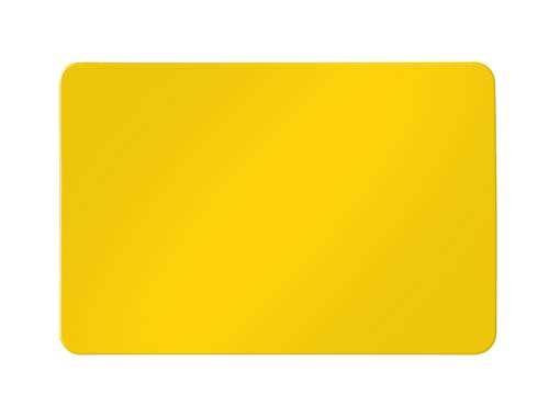 Kisto žlutá magnetka na ledničku