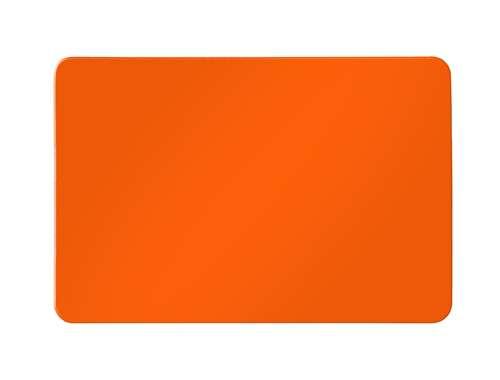 Kisto oranžová magnetka na ledničku
