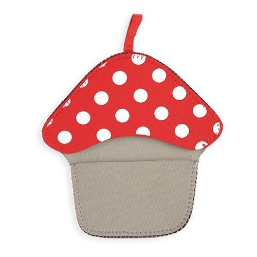 Kuchyňské rukavice houba