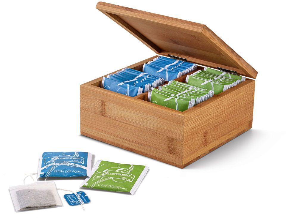 Arnica krabička na čaj