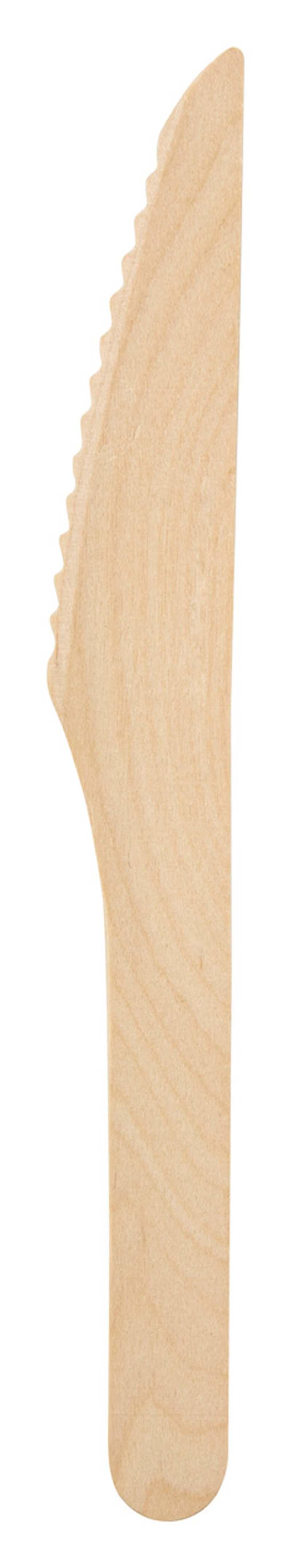 Dřevěný příbor Woolly