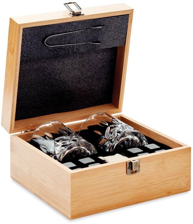 Inverness Whisky sada v krabici