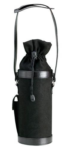 Taška na víno - černá