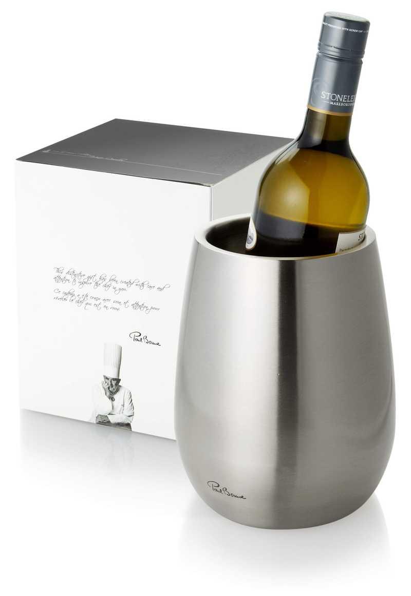 Chladič vína s potiskem