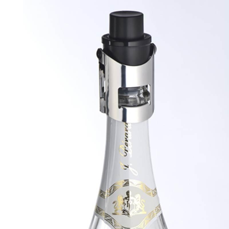 Plastová vakuová  zátka na šampaňské