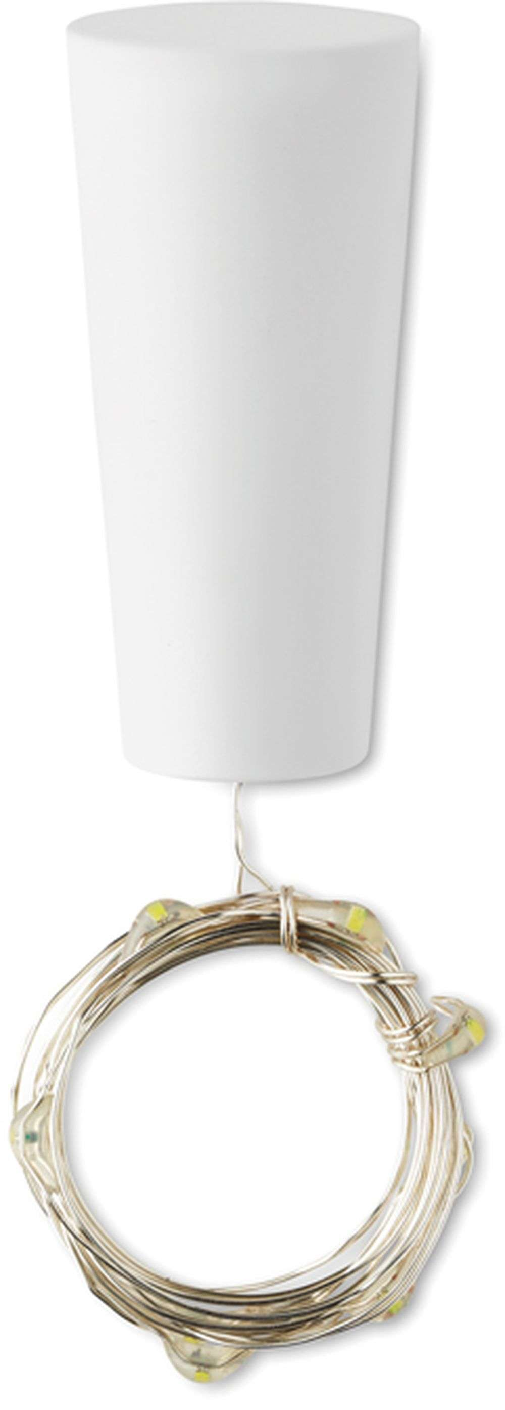 LED zátka