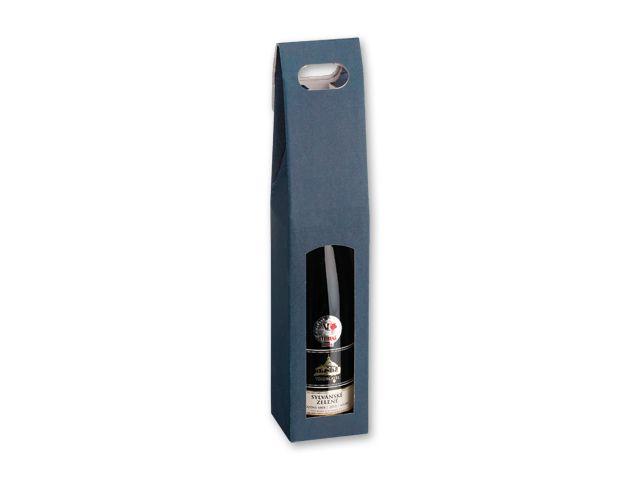 SINGLE BOX dárková krabice na víno