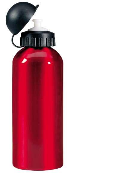 Marathon červená sportovní láhev