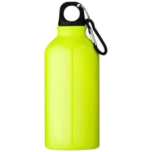 Žlutá láhev na pití s karabinou
