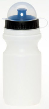 Bílá láhev na nápoj
