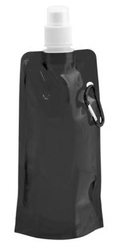 Černá sportovní láhev