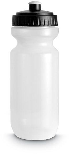 Plastová černá láhev na pití