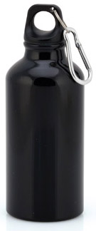 Mento černá sportovní láhev