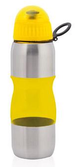 Žlutá Gorko láhev