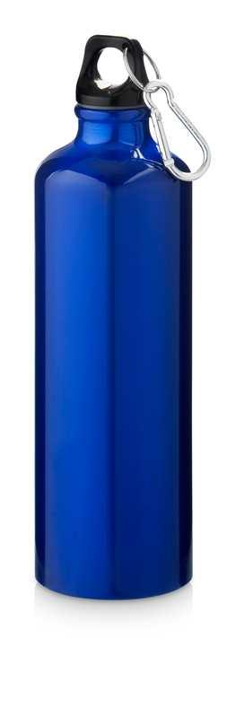 Pacific modrá láhev s karabinou