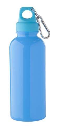 Zanip modrá sportovní láhev s potiskem
