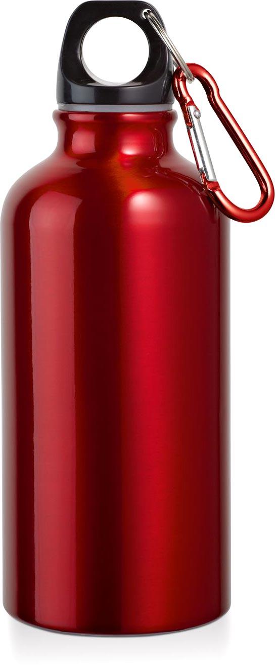 Sportovní láhev červená