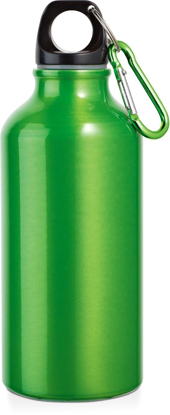 Sportovní láhev světle zelená