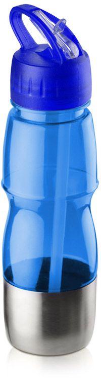 Sportovní láhev STRAW modrá