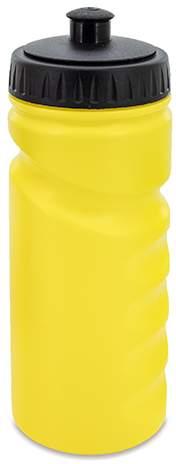 Cyklistická láhev, žlutá