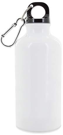 Kovová uzavíratelná láhev, bílá