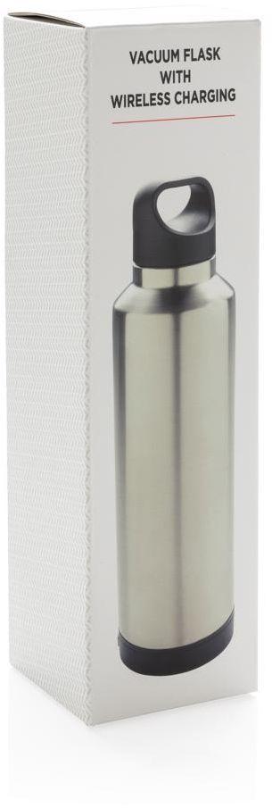Termo láhev s bezdrátovým nabíjením