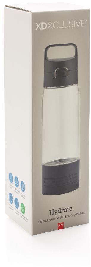 Láhev Hydrate s bezdrátovým nabíjením