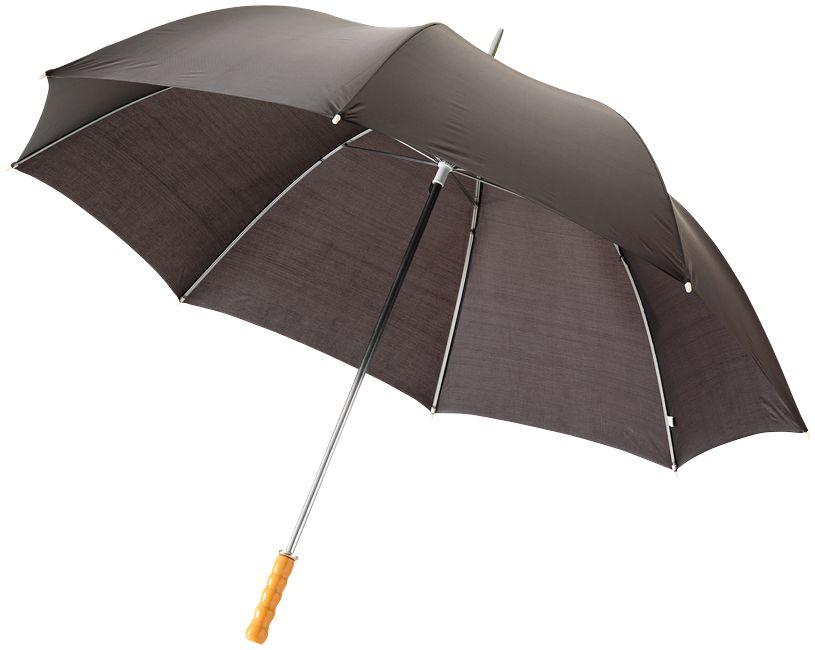 Černý golfový deštník 30