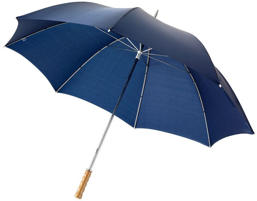 Modrý golfový deštník 30