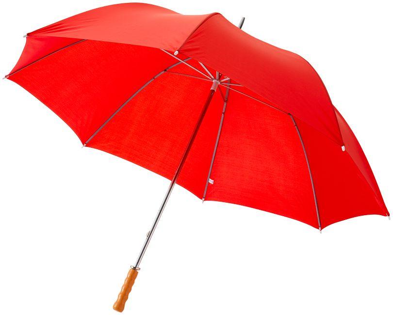 Červený golfový deštník 30