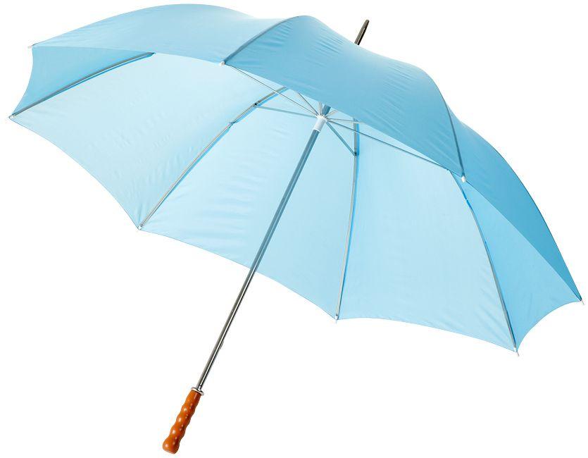 Golfový deštník 30palcový světle modrý