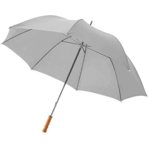 30palců golfový deštník Karl s dřevěnou rukojetí
