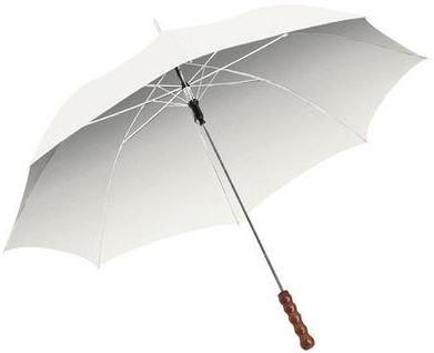 Automatický deštník, 23 palců bílý s potiskem