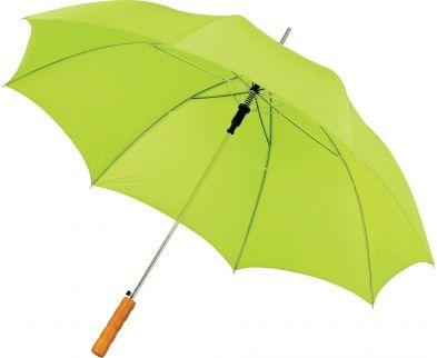 Automatický deštník, 23 palců limetkový